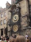 Die berühmte Uhr