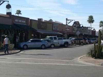 Souvenirmeile Scottsdale