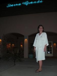 Anne nach dem griechischen Bad