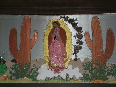 In einer Kirche in Tucson