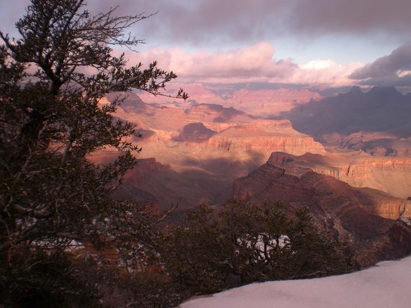 Canyon am Morgen