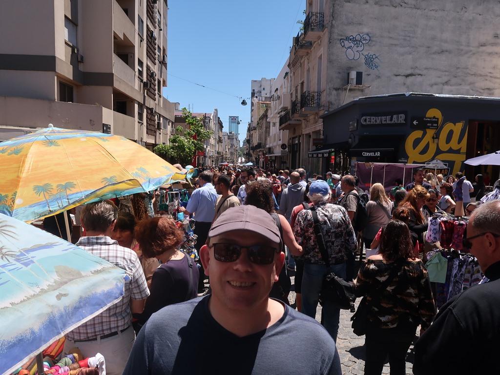 Markt in San Telmo