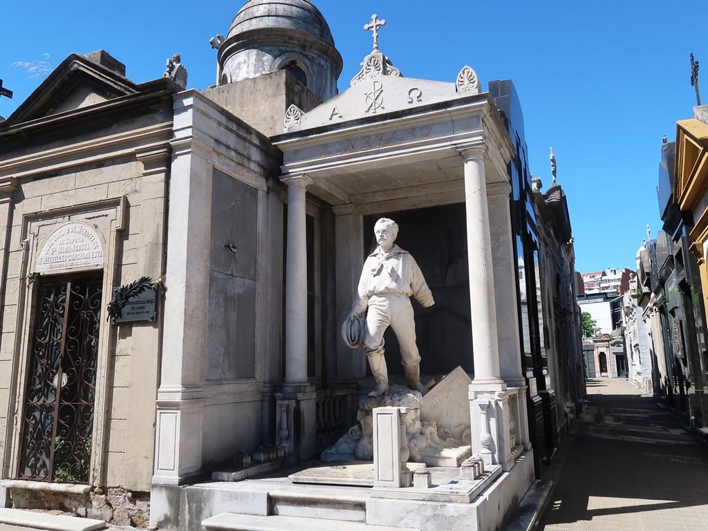 Recoleta-Friedhof